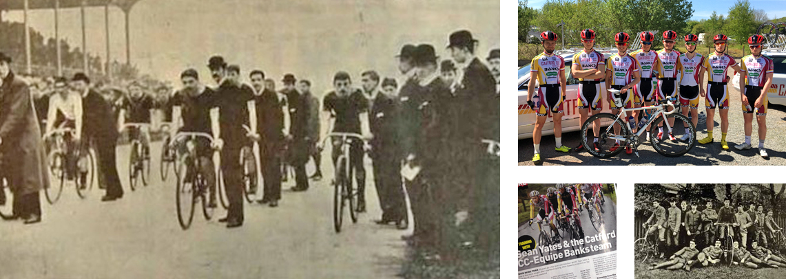 Catford Cycling Club History