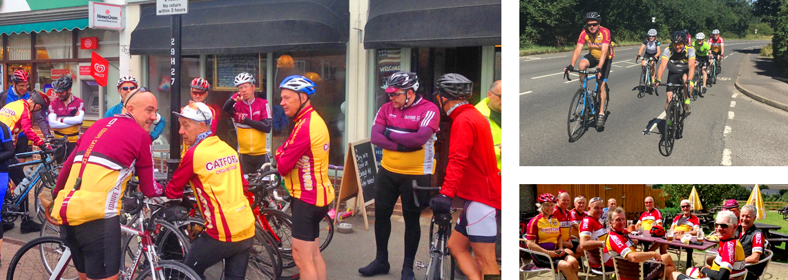 Hw to Join Catford Cycling Club