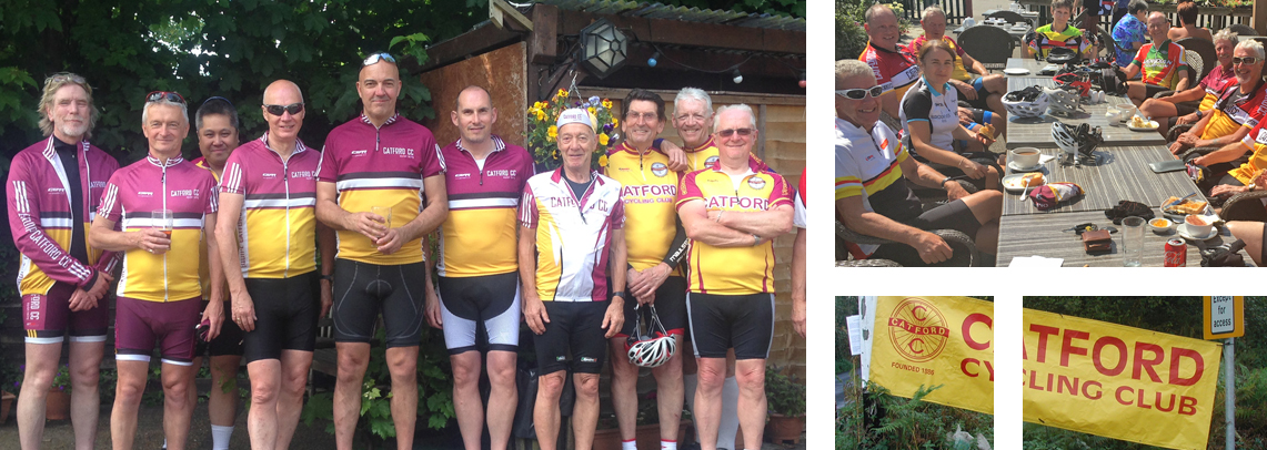 Catford Cycling Club Presidents Run